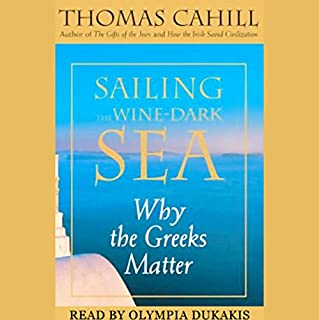 Sailing the Wine-Dark Sea audiobook cover art