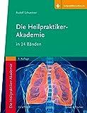 Die Heilpraktiker-Akademie in 14 Bänden: Mit Zugang zur Medizinwelt - Rudolf Schweitzer