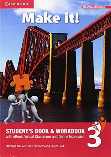 Invalsi Companion Elementary Make It! 3 Students Book/Workbook and eBook with Invalsi Companion Pack [Lingua inglese]
