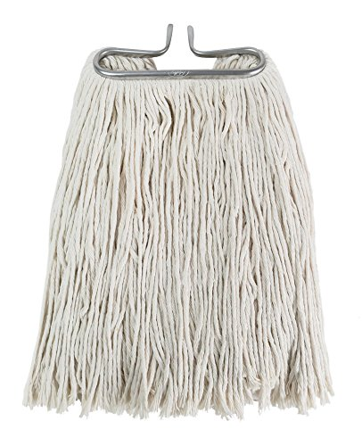 Fuller Brush Wet Mop Jumbo Replacement Head – Super Absorbent Cotton Yarn