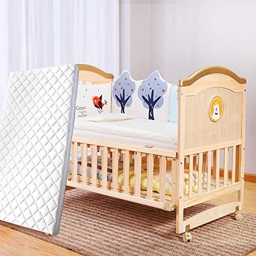 Buy Bargain Dzhyy Crib Multi-Function Newborn Bed Game Bed Stitching Children's Bed,Package 4,10661c...
