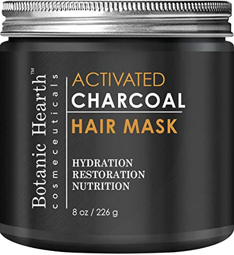 Botanic Hearth Charcoal Hair Mask $5.20 (80% Off with Code)