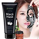 Black Mask Purifying Black Peel Off Mask Blackhead Remover, Activated...