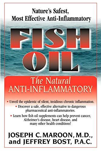 Fish Oil: The Natural Anti-Inflammatory