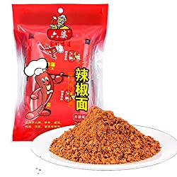 Chinese Sichuan Specialty, LiuPo Chili Powder 100g Bag Packaging ,Hot Pot Dipping Sauce, Barbecue Ingredients BBQ Spice (100g)