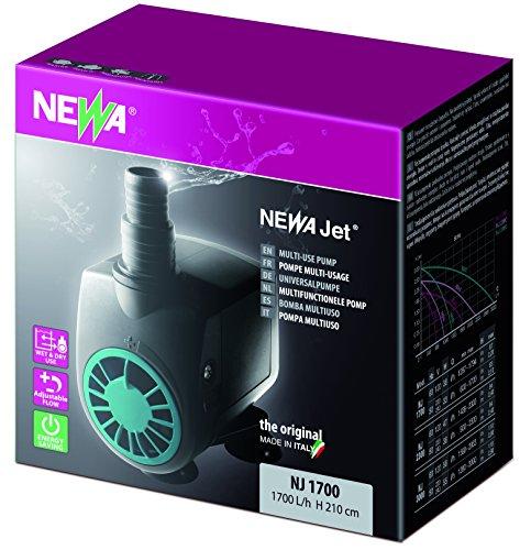 NEWA Jet 1700 Pompe pour Aquariophilie