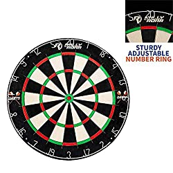 Dart Board Game with Mounting Brackets
