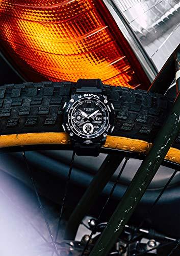 [カシオ]腕時計ジーショックカーボンコアガード構造GA-2000S-1AJFメンズブラック