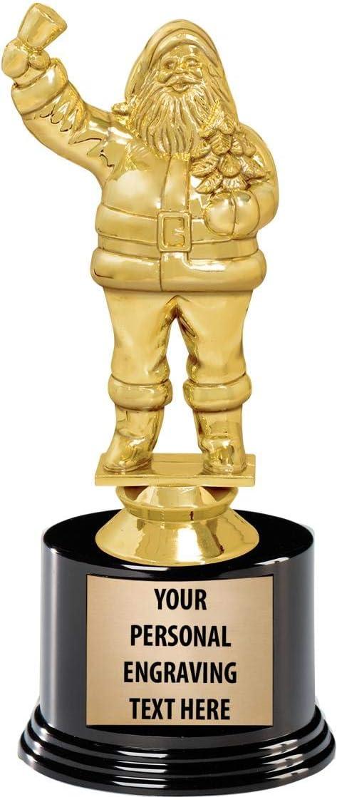 Crown 定番スタイル 開店記念セール Awards Santa Trophy w 7.25
