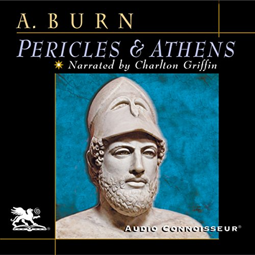 Pericles and Athens  cover art