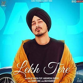 Lekh Tere (feat. Aakanksha Sareen)