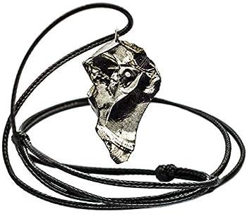 Wallystone Gems Elite Noble Shungite Pendant Crystal