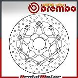 78B40827 Disco Freno Flotante Brembo Serie Oro Delantero por Hornet 600 1998  1999