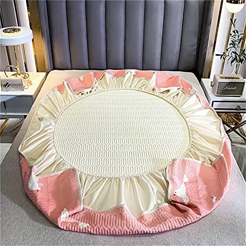 Ropa De Cama De Verano, Textiles para El Hogar, Juego De 3 Piezas Fresco Transpirable Cómodo Y Duradero 180x200x25cm