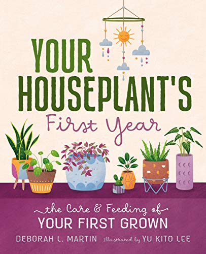 Your Houseplant's First Year: The Care and Feeding of Your First Grown