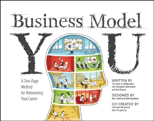 Business Model You: A One-Page Method For Reinventing Your Career (English Edition)