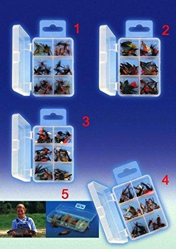 Behr Angeln Accessoires, Goldkopf Nymphen Sortiment 30 Stück, 60274