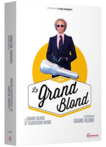 Coffret Chaussure Noire + Le Retour du Grand Blond