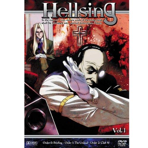 Hellsing Vol. 1 (im Sammelschuber)