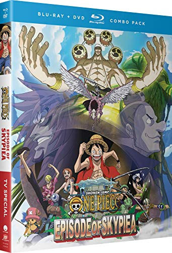 One Piece: Episode Of Skypiea - Tv Special (2 Blu-Ray) [Edizione: Stati Uniti] [Italia] [Blu-ray]