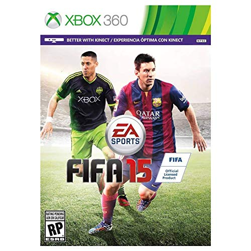 FIFA 15 - Xbox 360 (Renewed)
