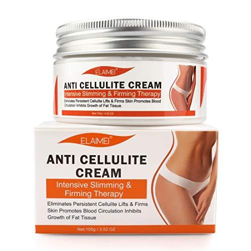 Hot Cream,Anti Cellulite Cream, Cellulite Remover, Anti Cellulite Treatment, Body Firming and Tightening Cream, Belly Fat Burner for Women and Men