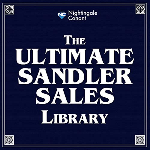 Page de couverture de The Ultimate Sandler Sales Library