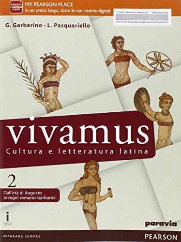 Vivamus. Per le Scuole superiori. Con e-book. Con espansione online (Vol. 2)