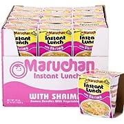 Maruchan Instant Lunch Ramen Noodles with Vegetable, Shrimp, 54 Ounce