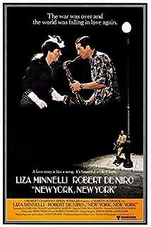 MariposaPrints 67086 York, York Movie Robert NIRO, Liza Minnelli Decor Wall 24x18 Poster Print