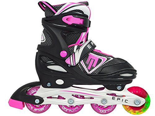 Patines Epic Fury con LED
