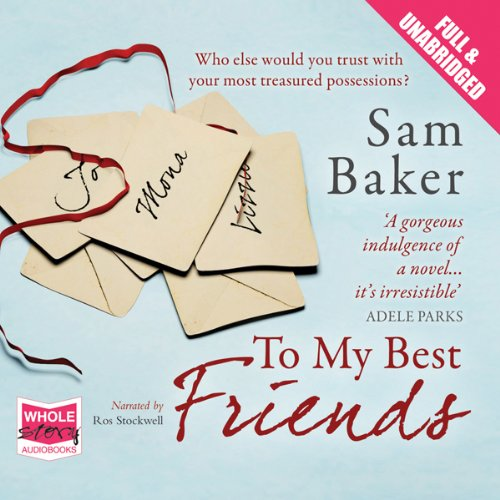 To My Best Friends audiobook cover art
