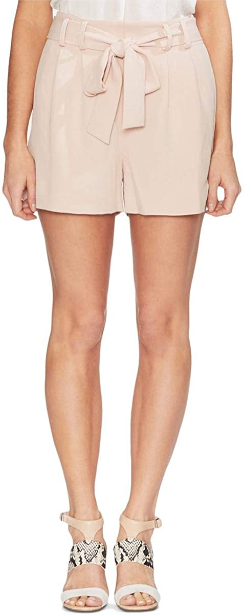 Vince Camuto Womens Pique Casual Walking Shorts