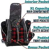 Zoom IMG-1 athletico borsa per scarponi da