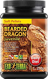 Josh's Frogs Exo Terra Bearded Dragon Juvenile Soft Pellets (8.8 oz)