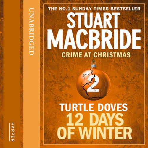 Couverture de Twelve Days of Winter: Crime at Christmas - Turtle Doves