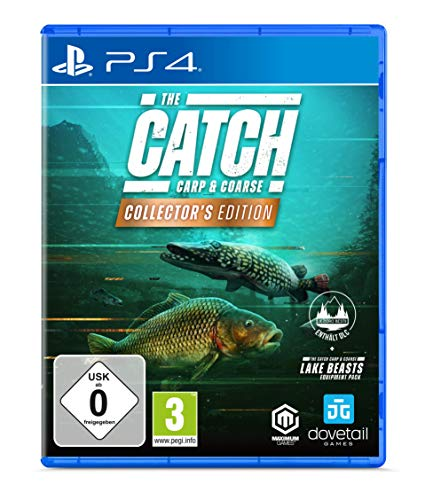 The Catch: Carp & Coarse - Collector's Edition - [PlayStation 4]