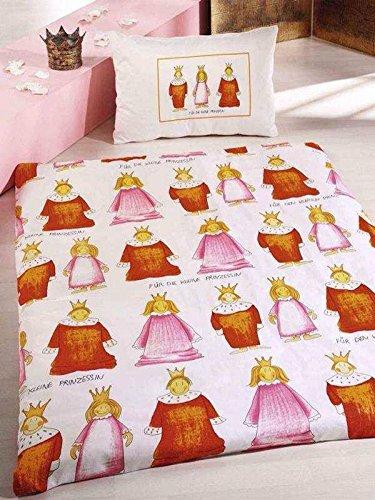 Pötter Heimtextilien Bettwäsche Kleine Prinzessin