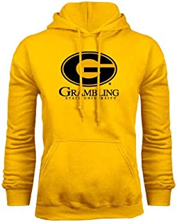 CollegeFanGear Grambling State Gold Fleece Hoodie 'University Mark'