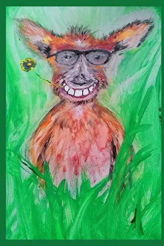 Fuchs mit Brille