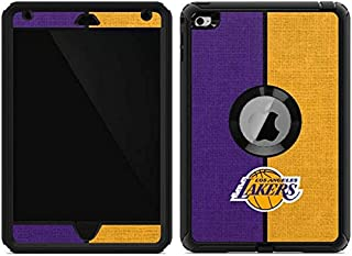 Skinit Decal Skin for OtterBox Defender iPad Mini 4 - Officially Licensed NBA Los Angeles Lakers Canvas Design