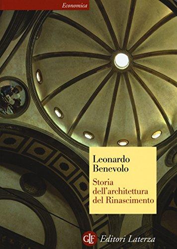 Storia dell'architettura del Rinascimento