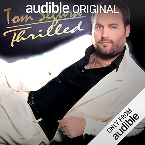 Thrilled audiobook cover art