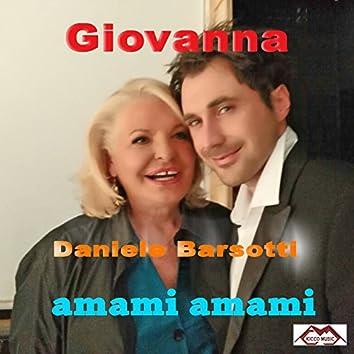 Amami amami (feat. Daniele Barsotti) [Ma'agalim]