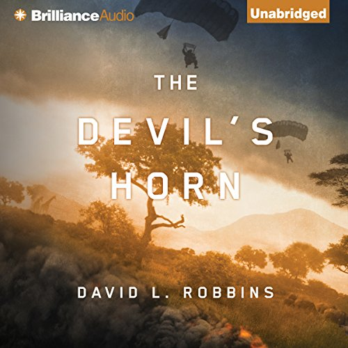 The Devil's Horn audiobook cover art