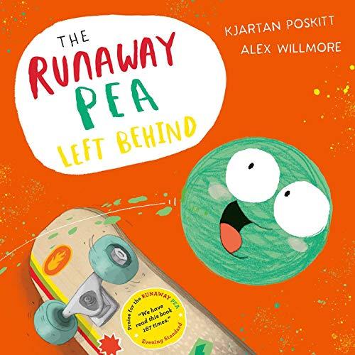 The Runaway Pea Left Behind (English Edition)