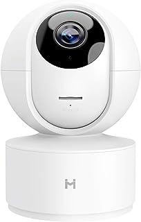 IMILAB Telecamera 360 gradi 1080P Telecamera di sicurezza domestica wireless Aggiornato Night Monitor HD Baby Monitor con ...