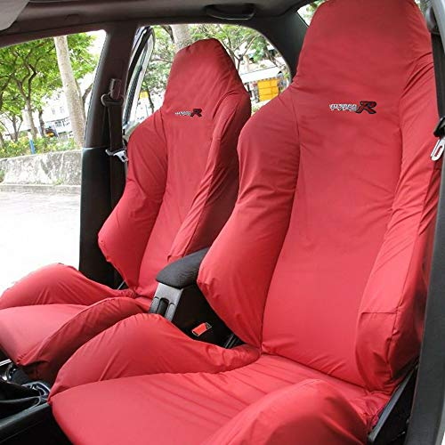 Tailored /& Waterproof Grey 600 Denier Front Seat Covers Fits Nissan NV400 2011+