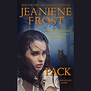Pack audiobook cover art