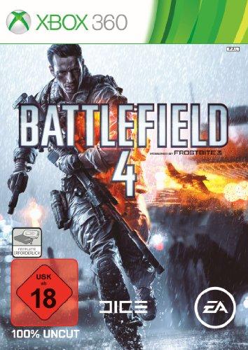 Electronic Arts Battlefield 4, XBox 360 - Juego (XBox 360, Xbox 360, Tirador, SO (Sólo Adultos))